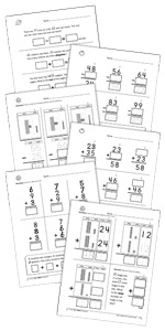 33 best images about Free Math Materials on Pinterest