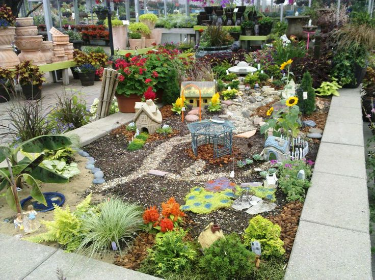 35 Best Images About Fairy Gardens On Pinterest Gardens