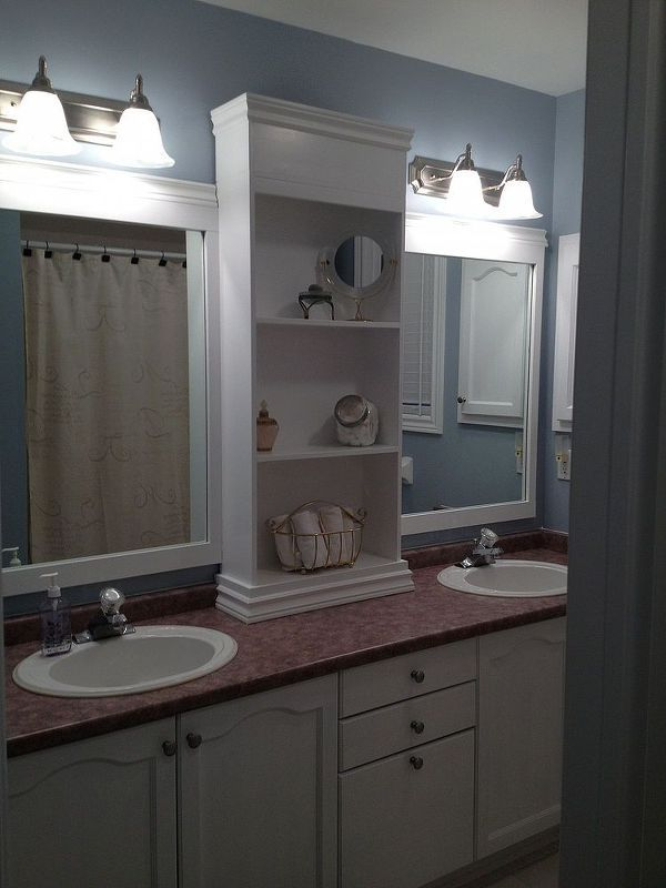 25 best ideas about Large Bathroom Mirrors on Pinterest