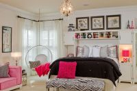Teenage Girl Bedroom Ideas: Modern and Girly: Teenage Girl ...