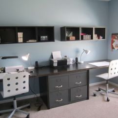 Home Depot Kitchen Remodel Natural Wood Cabinets 1000+ Images About His Her Office On Pinterest   ...