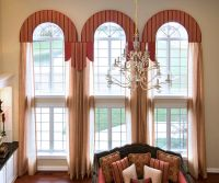 17 Best images about Arched Window Treatments on Pinterest ...