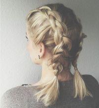 25+ Best Ideas about Dutch Braids on Pinterest | Braids ...