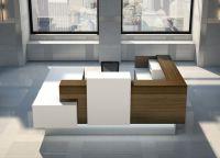 1000+ ideas about Modern Reception Desk on Pinterest ...