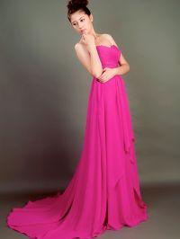 25+ best ideas about Fuschia Bridesmaid Dresses on ...
