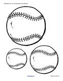 1000+ images about Sports/Balls (preschool topic) on Pinterest