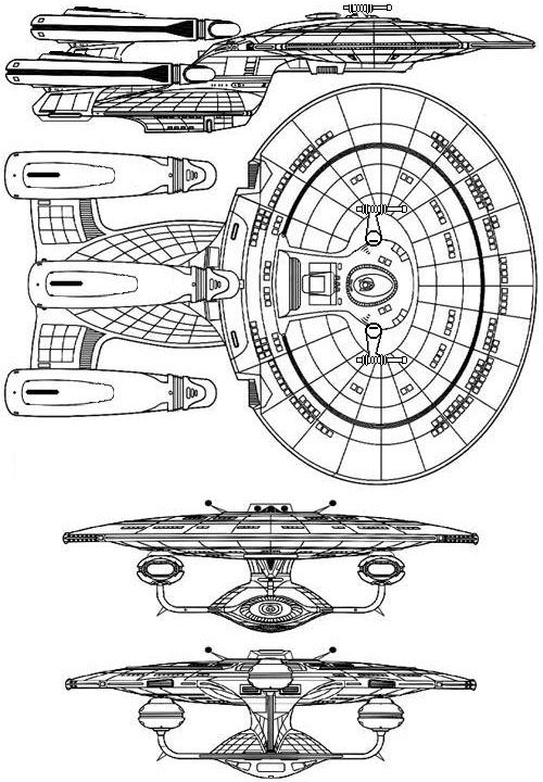 370 best images about Star Trek Ships on Pinterest