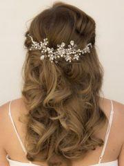 """""""lexi"""" rhinestone and crystal bridal"""