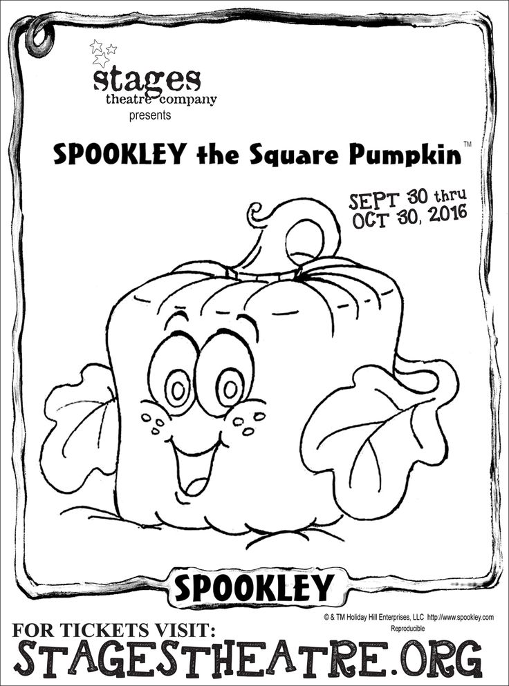 17 Best images about Spookley the Square Pumpkin on