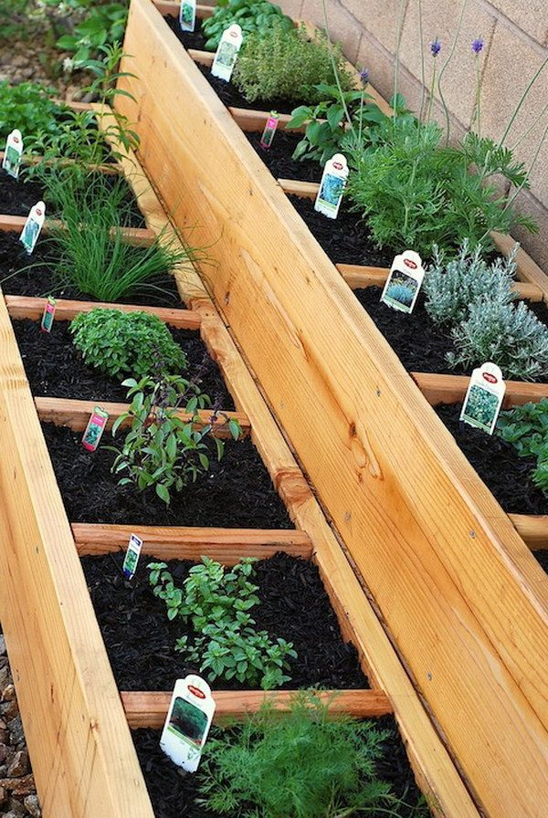 25 Best Ideas About Herb Planters On Pinterest Growing Herbs