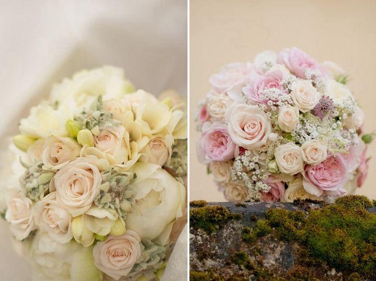 Hochzeitsblumen Rosa  travelslowco