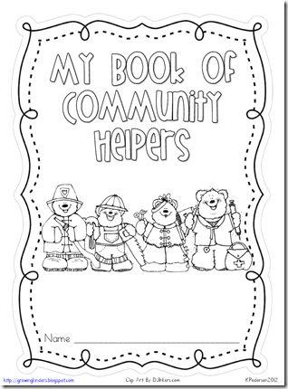 Free Printable Community Helpers Worksheets For