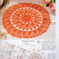 Pineapple Crochet Doily Diagram Dsc Pc1616 Wiring 1000+ Ideas About On Pinterest | Free Patterns, Motif And ...