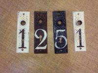 36 best Vintage Door Plates, Door Knob Plates, Key Plates