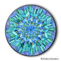 84 best images about Mosaics - In A Circle on Pinterest ...