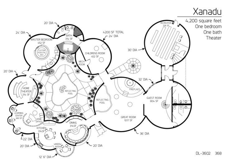 Octagon Homes Floor Plans