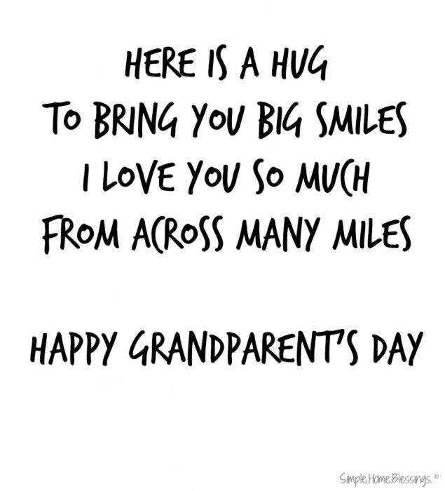 17 Best images about Grandparents Day, first Sunday after