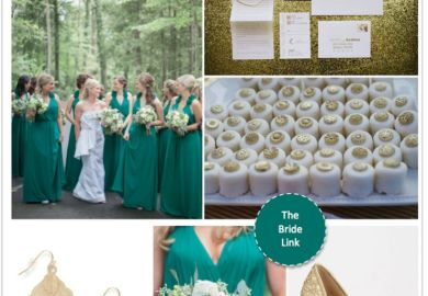 Wedding Ideas By Color Green Bridalguide