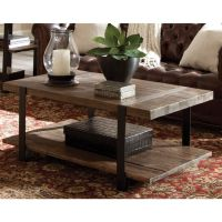 1000+ ideas about Rustic Coffee Tables on Pinterest ...