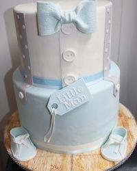 Best 25+ Boy baby shower cakes ideas on Pinterest