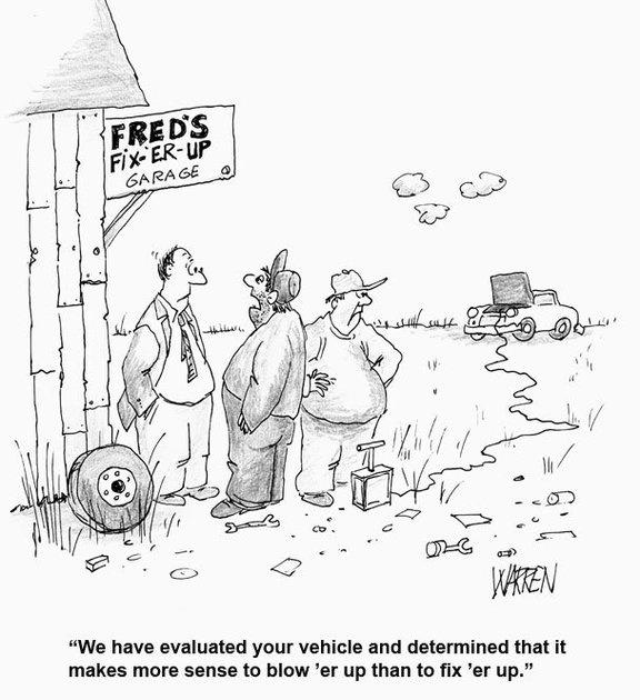 Auto Repair Shop: Auto Repair Shop Jokes