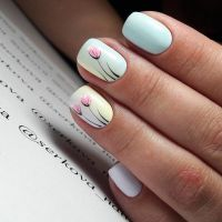 25+ best ideas about Simple nail designs on Pinterest ...