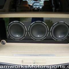 Chevy Wiring Diagrams Blank Eye Diagram To Fill In 2011 Cadillac Escalade Esv | Car Audio Custom Installs Pinterest Cadillac, ...