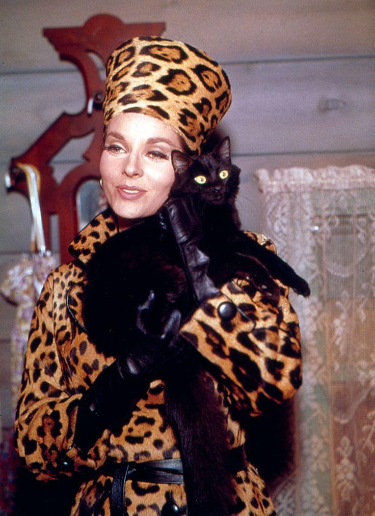 Miss Kitka Lee Meriwether Batman Pinterest Cats