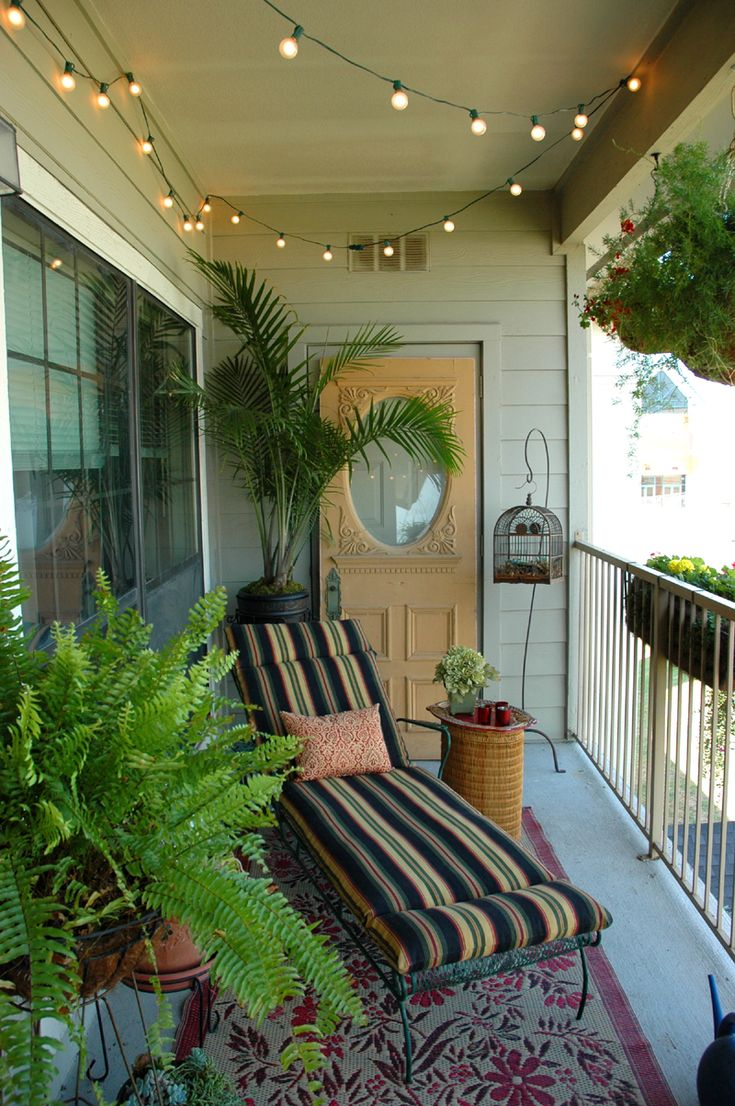 17 Best ideas about Apartment Balcony Decorating on Pinterest  Apartment patio decorating