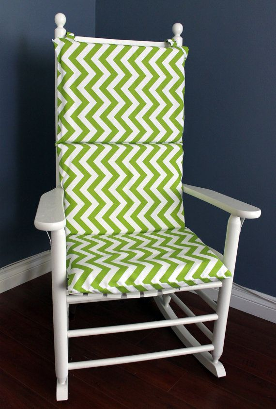17 Best ideas about Rocking Chair Covers on Pinterest