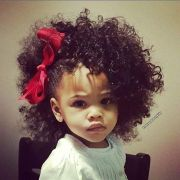 baby afro ideas