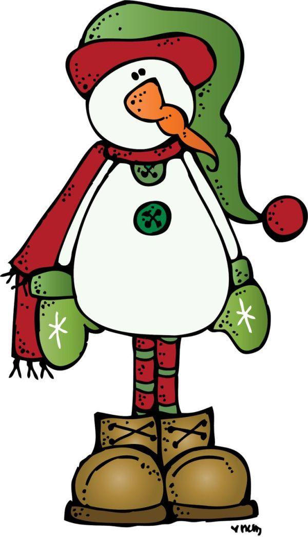 ideas snowman clipart
