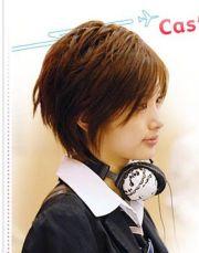 > asian tomboy hairstyles
