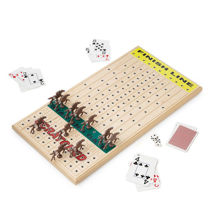 Horse racing game products game boards and game