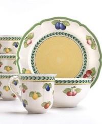 Villeroy & Boch Dinnerware, French Garden Collection ...