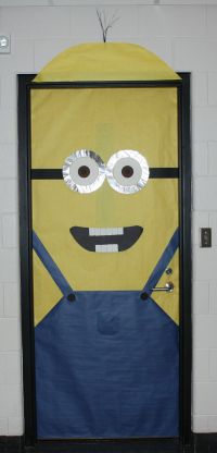 25+ best ideas about Minion door on Pinterest