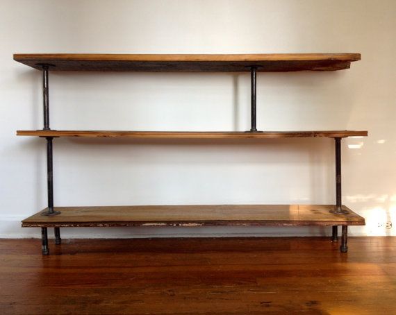 25+ Best Ideas About Pipe Bookshelf On Pinterest