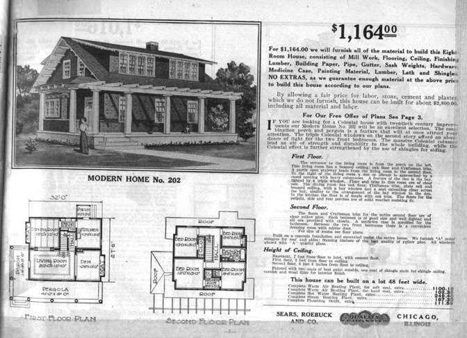 Sears No 202 1911 1912 1913202 1914 1915 1 of 2 202