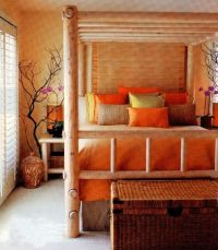 25+ best ideas about Orange bedrooms on Pinterest