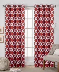 25+ best ideas about Geometric curtains on Pinterest ...