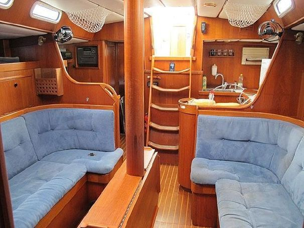 155 Best Images About Sailboat Interior Pins On Pinterest