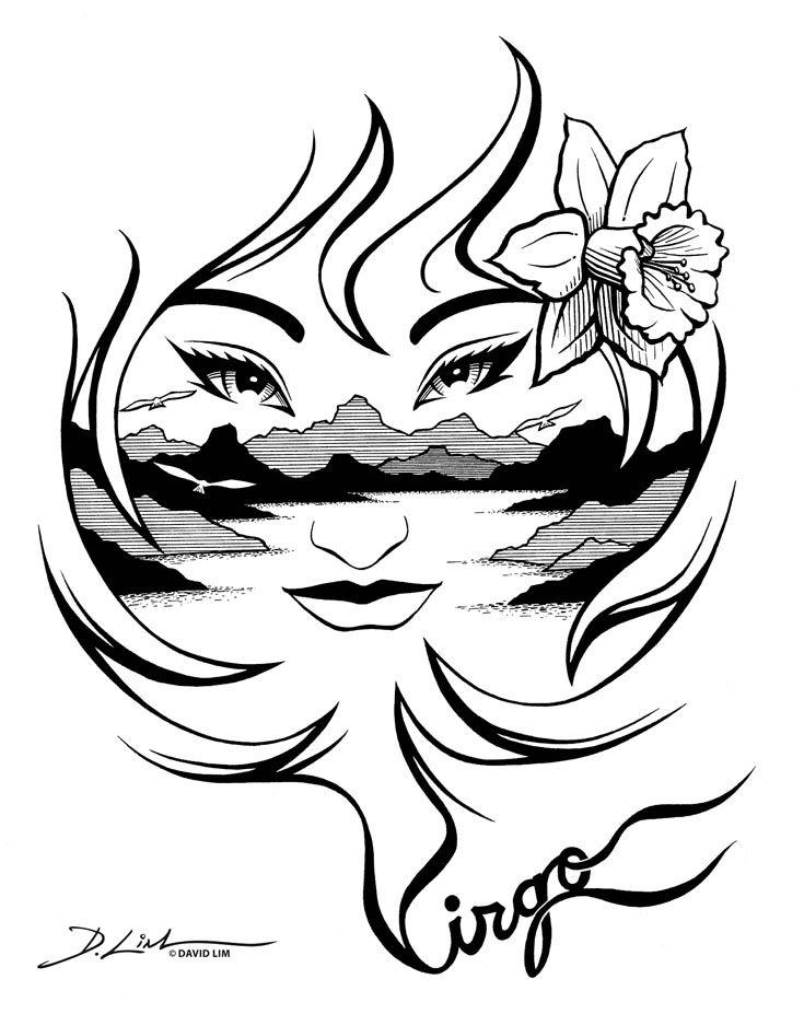 Best 25 Virgo Tattoos Ideas