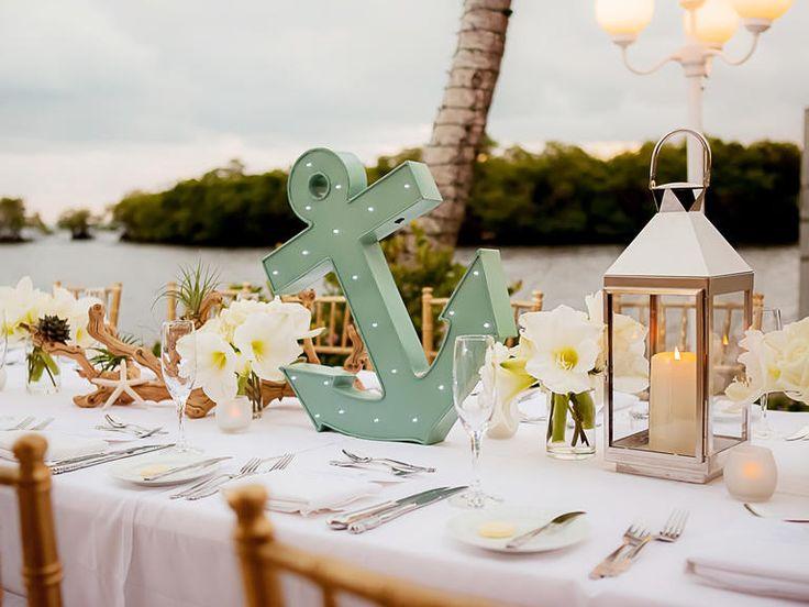 Best 25 Nautical Table Centerpieces ideas on Pinterest