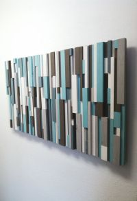 25+ best ideas about Modern Wall Sculptures on Pinterest