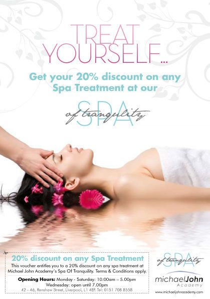 42 best images about SPA ad flyer on Pinterest  Massage