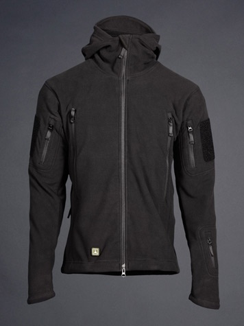 Triple Aught Design Stealth Hoodie LT: Hands down the BEST fleece Ive ever come across.