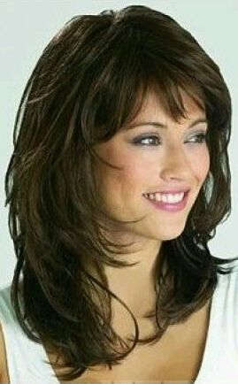 25 Best Ideas About Bangs Medium Hair On Pinterest Short Hair