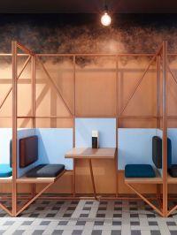 25+ best ideas about Restaurant Booth on Pinterest ...