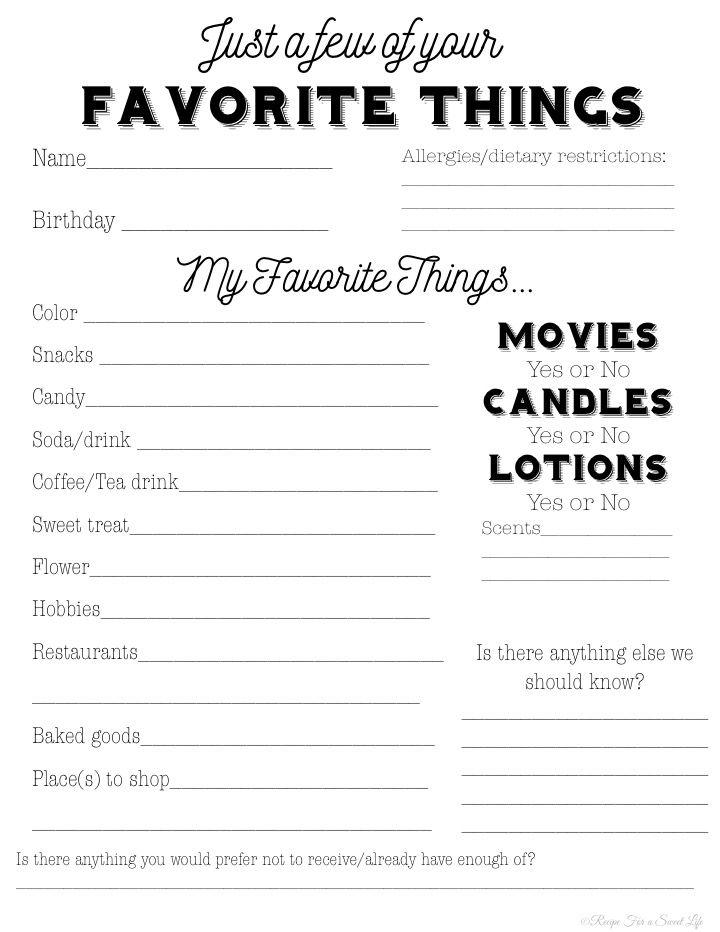 25 Best Ideas About Teacher Questionnaire On Pinterest