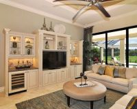 , Traditional Living Room With Entertainment Room Ideas ...